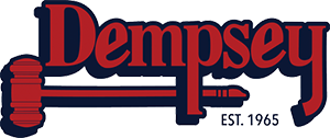 Dempsey Auction Co Logo